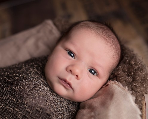 El estudio se centra por el momento en casos de catarata infantil en bebés